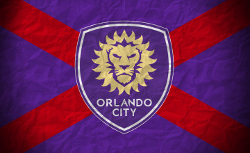 Orlando City Soccer Desktop Wallpaper