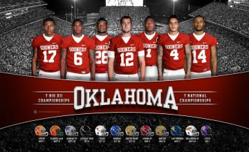 OU Wallpaper Football Schedule 2015