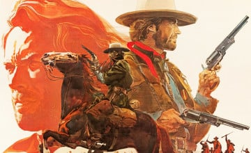 Outlaw Josey Wales Wallpaper