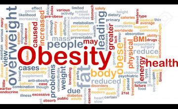 Overweight Background