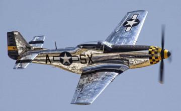 P 51 Mustang Wallpaper HD