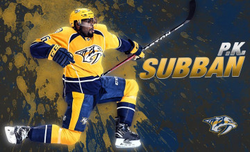 P. K. Subban Wallpapers