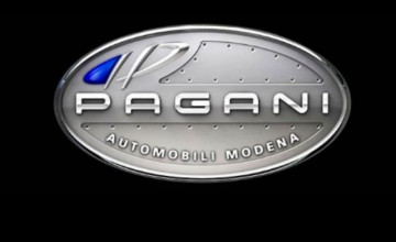 Pagani Logo Wallpapers