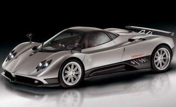 Pagani Zonda F Wallpaper