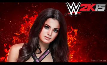 Paige Wallpaper WWE