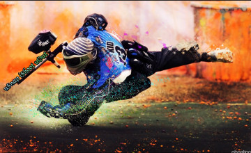 Paintball Wallpaper Computers