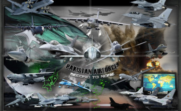 Pakistan Air Force Wallpapers