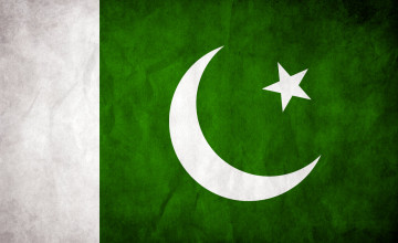 Pakistan Flag Picture & Wallpaper