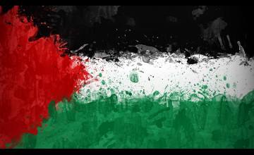 Palestinian Flag Wallpaper