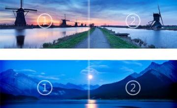 Panoramic Wallpaper Dual Screen Windows 10