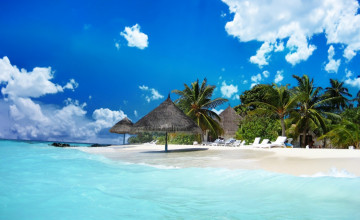 Paradise Wallpaper Desktop