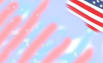 Patriotic Background Wallpaper