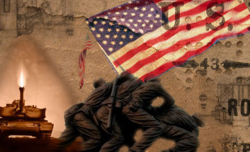 Patriotic Christian Wallpaper