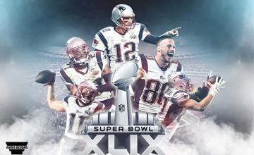 Patriots Super Bowl Wallpaper