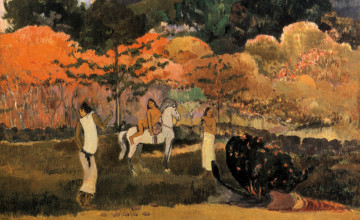 Paul Gauguin Wallpapers