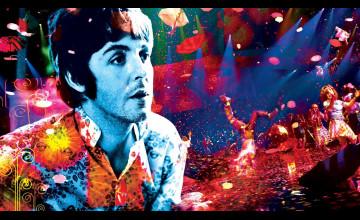 Paul McCartney Wallpaper HD