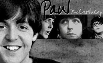 Paul Mccartney Wallpaper