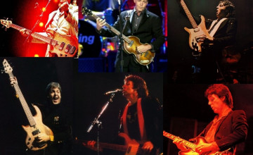 Paul McCartney Wallpapers and Screensavers