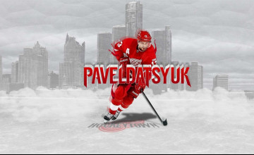Pavel Datsyuk Wallpapers
