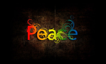 Peace HD Wallpaper