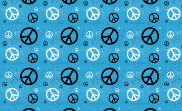 Peace Signs Backgrounds
