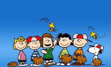 Peanuts Wallpaper for Your Computer
