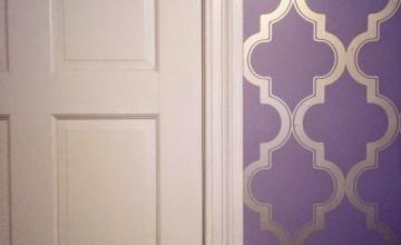 Peelable Wallpaper Target