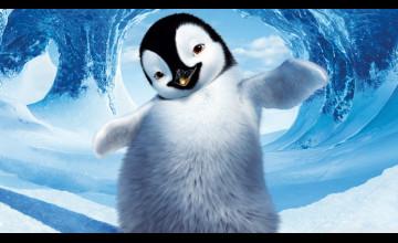 Penguin Wallpaper for Desktop