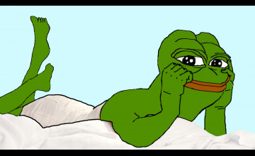 Pepe Frog Wallpaper
