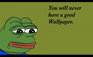 Pepe Meme Wallpaper