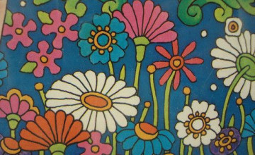 Peter Max Wallpaper