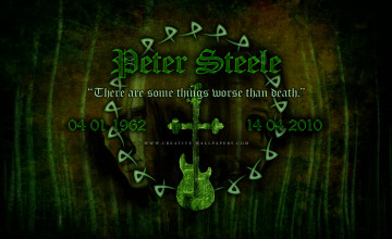 Peter Steele Wallpaper