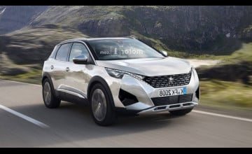Peugeot 2008 2019 Wallpapers