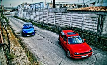 Peugeot 307 Wallpapers