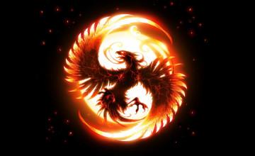 Phoenix Desktop Wallpaper
