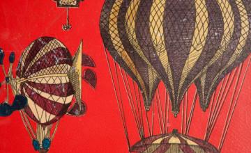 Piero Fornasetti Wallpaper