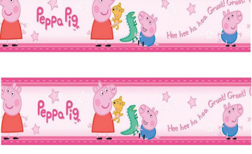 Pig Wallpaper Border