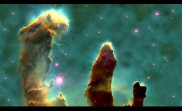 Pillars Of Creation Wallpaper