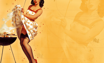 Pin Up Backgrounds