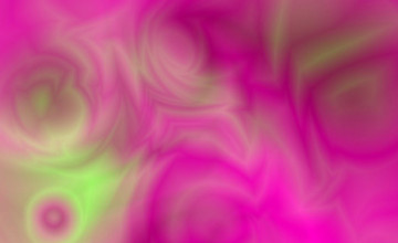 Pink and Green Wallpaper