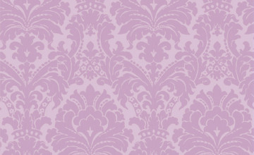 Pink Brocade Wallpaper
