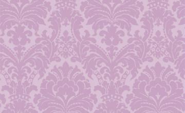 Pink Brocade Wallpaper