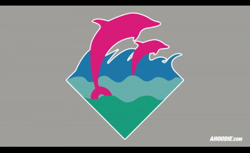 Pink Dolphin Clothing Wallpaper