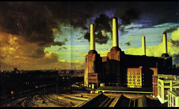 Pink Floyd Animals Wallpaper