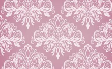 Pink Pattern Wallpaper Background