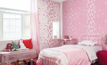 Pink Wallpaper for Bedrooms
