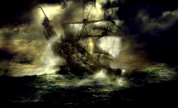 Pirate Ship Wallpapers for Desktop