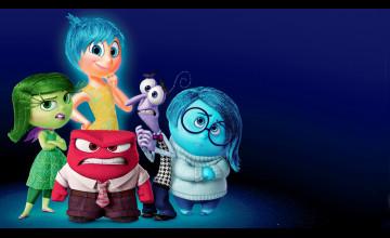Pixar Inside Out Wallpaper