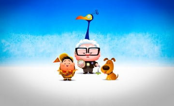 Pixar Wallpaper HD