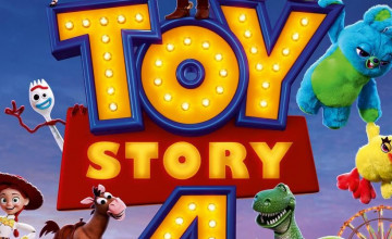 Pixar's Toy Story 4 Wallpapers